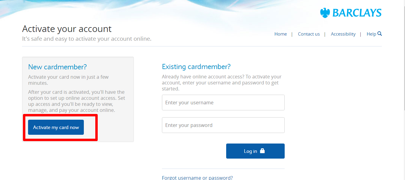 Barclay Card Activation |Activate Account Simple Way 1
