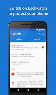 Download Lockwatch – Thief Catcher for Android 1