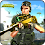 Firing Commando Squad : Survival Battleground
