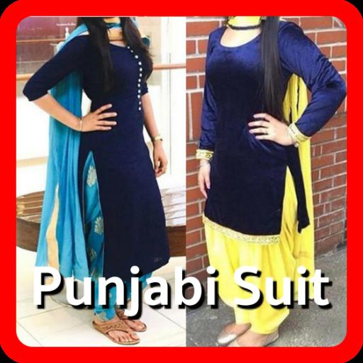 punjabi suit design - Apps on Google Play