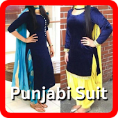 punjabi suit design