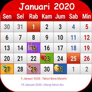 Kalender Indonesia 2.52 by Agus Haryanto logo