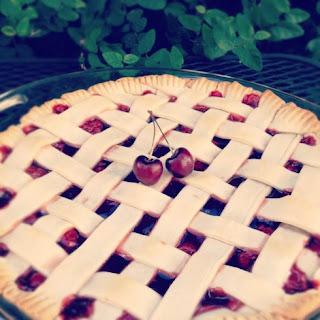 How to Make a Lattice Top Pie.
