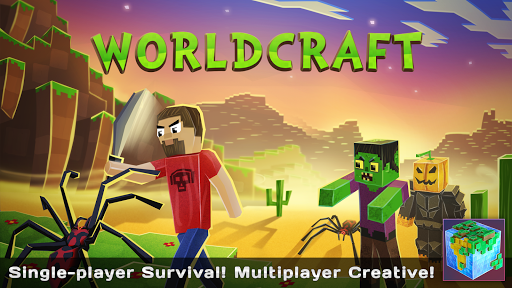 WorldCraft : 3D Build & Craft screenshot 9