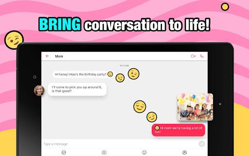 JusTalk Kids - Safe Video Chat and Messenger 0.9.13 screenshots 9