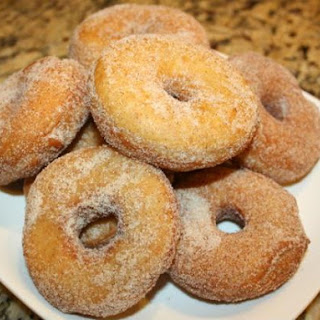 Fried Cinnamon Doughnuts Recipes