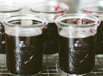 Homemade Concord Grape Jelly Recipe