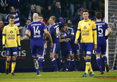 STVV refuse un Anderlechtois !
