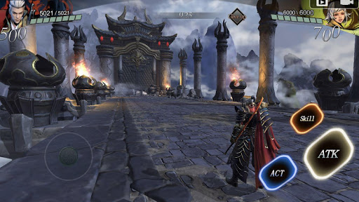 Soulblade (thirteen souls) android crack and download offline.