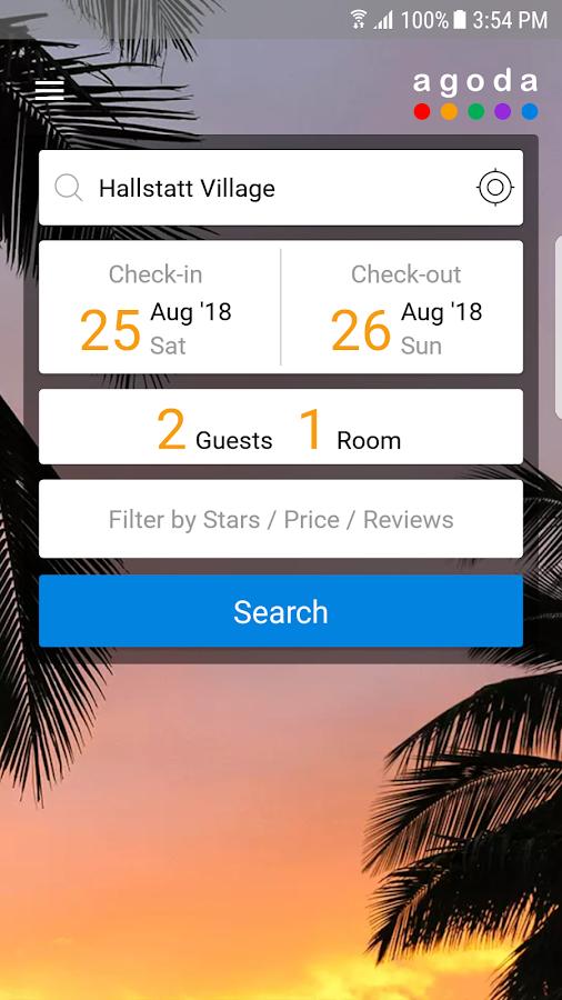 Agoda Rabatt App