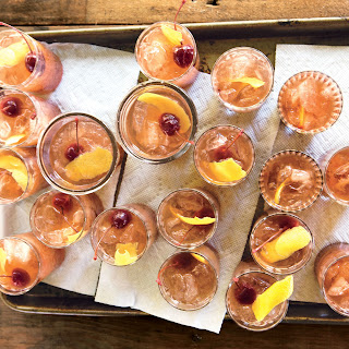 Bourbon Punch Recipes.