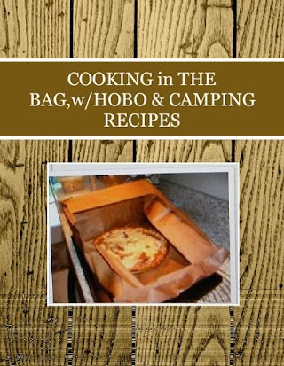 COOKING in THE BAG,w/HOBO & CAMPING RECIPES