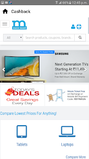 Buy & Sell Stuff. Compare Price & Get Cash Back.- screenshot thumbnail