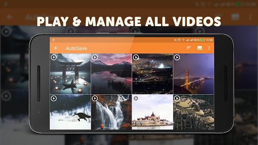 Max Video Player - HD Video Player 2019 4.0 screenshots 1