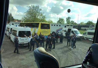 """Supportersvereniging Anderlecht haalt uit na behandeling in Brugge: """"Wij zijn geen criminelen"""""""