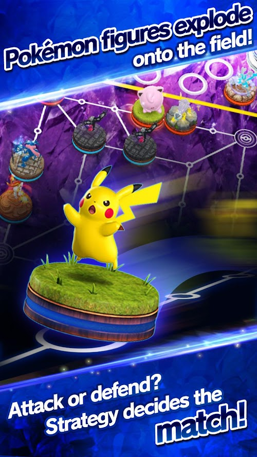 Screenshot 2 Pokémon Duel 7.0.3 APK MOD