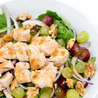 Chicken Grape Avocado Salad