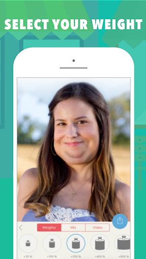 Fatify - Make Yourself Fat App 2.1.3 screenshots 2