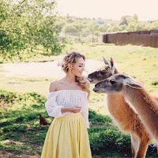 Wedding photographer Darya Bulavina (Luthien). Photo of 16.05.2016