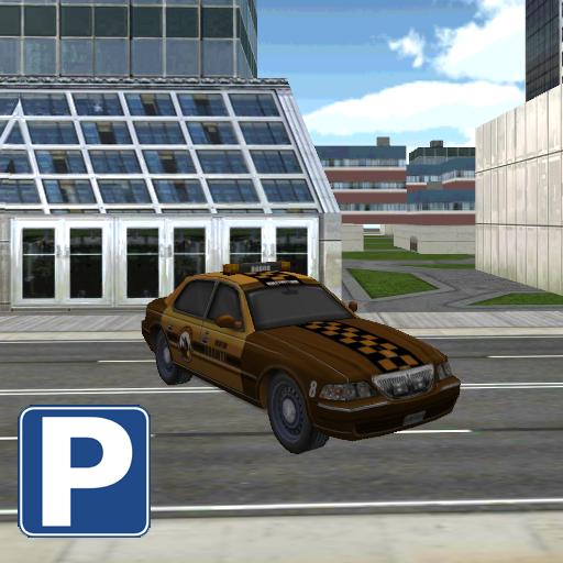 California Taxi Parking Drive 模擬 App LOGO-硬是要APP