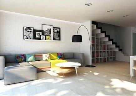 Desain interior rumah modern gambar mini screenshot
