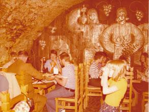 Photo: Moldavialainen ravintola 1976