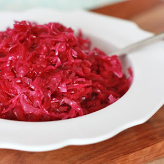 Rotkohl (German Red Cabbage)