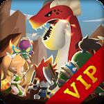 Dragon Warriors : VIP Icon