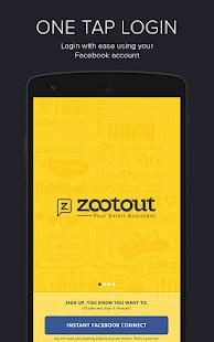 Zootout : Smart Assistant- screenshot thumbnail