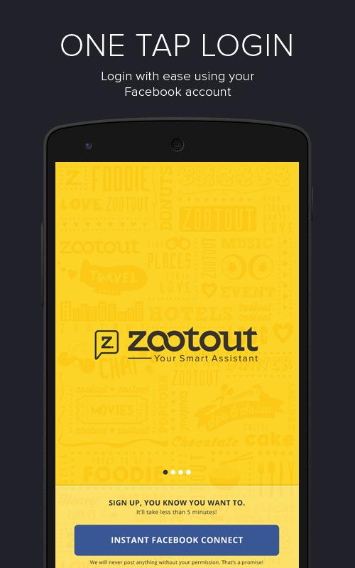 Zootout : Smart Assistant- screenshot