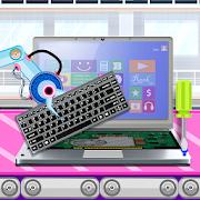 Laptop Factory: Computer Builder && Maker Games