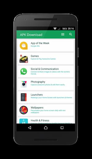 APK Download 2.3.1 screenshots 2