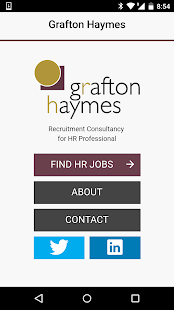 Grafton Haymes - HR Recruiter- screenshot thumbnail