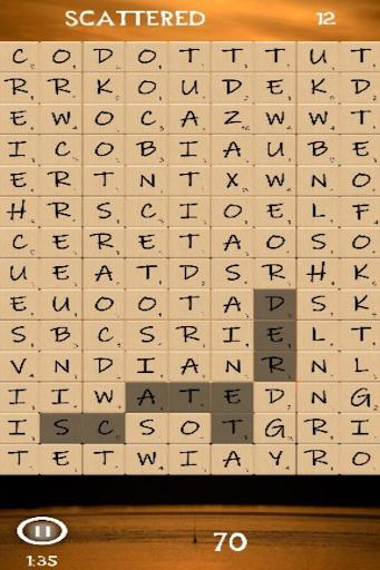 Scrabble Search - Word Hunt 2.5 screenshots 2