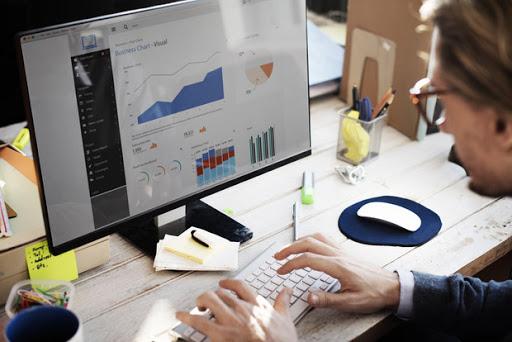 SCOP Gestion de courrier Tableau de bord Editions Statistiques panier encours
