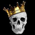 骷髏主題 icon