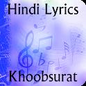 Lyrics of Khoobsurat icon