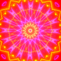 Colorful Kaleidescope Live Wallpaper icon