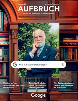 Aufbruch Magazin Cover