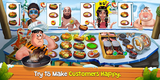 Cooking Madness: Restaurant Chef Ice Age Game 2.3 screenshots 4