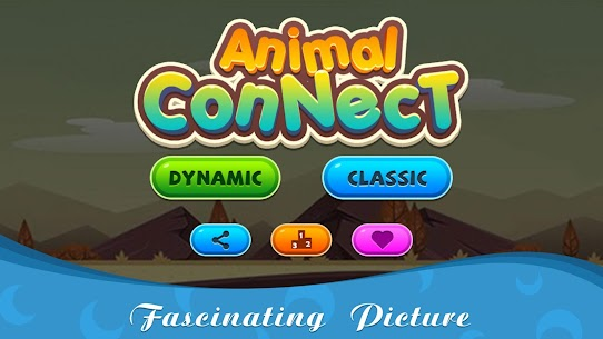 Classic Animal Connect 6