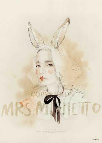 Mrs.Mighetto Lady Ivory