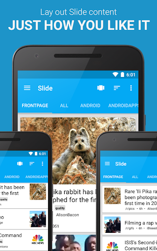 Slide for Reddit v5.6 build 269 [Pro]