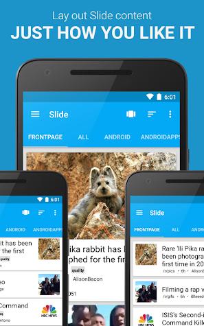 Slide for Reddit Pro 5.5.3 Apk