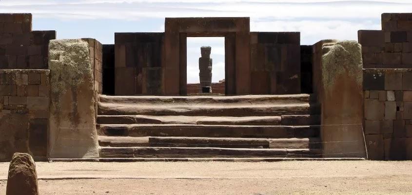 Complejo de tiahuanaco | TOUR TIAHUANACO