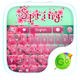 Spring Go Keyboard Theme