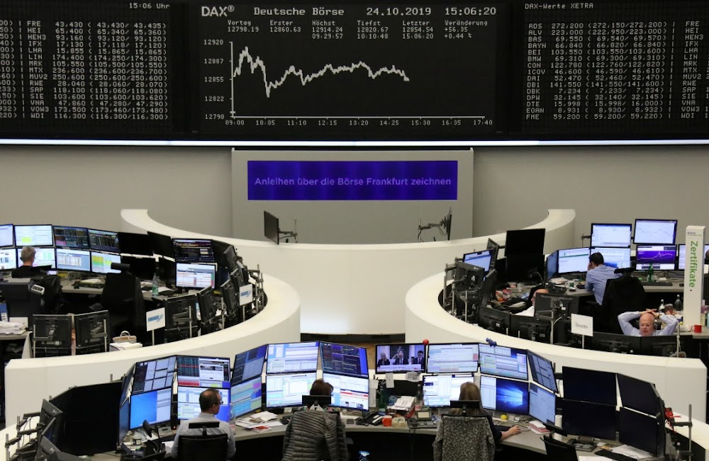 Trade deal optimism lifts global shares