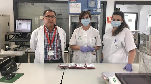 En Almería se han realizado casi 4.000 donaciones de sangre durante la pandemia