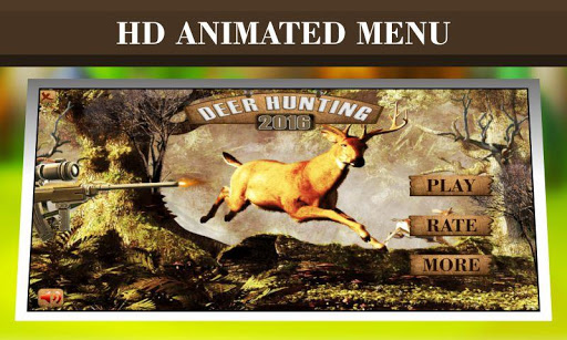 Sniper Deer Hunting 2016