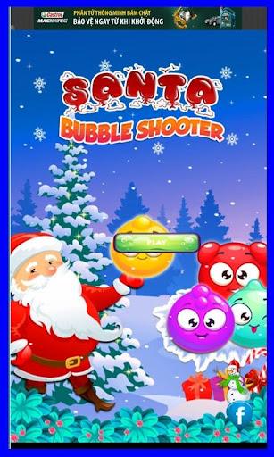 Santa Bubble Shoot